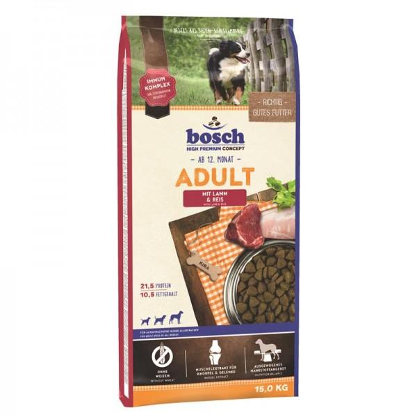 Adult Lamm & Reis 15 kg - für ausgewachsene Hunde